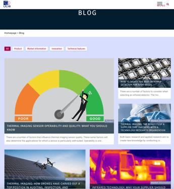 Blog ULIS