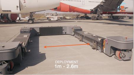 Excent - Jackson 70 - engin de maintenance aéronautique ultra-efficace remplacement moteur avion