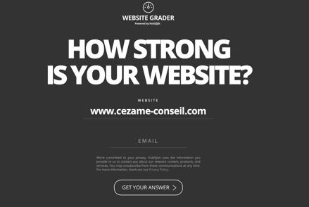 Website Grader 1