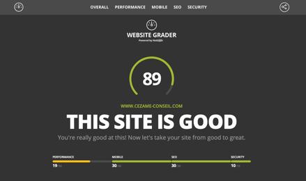 Website Grader 2
